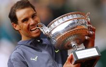 Nadal lần thứ 12 vô địch Pháp mở rộng, đe dọa kỷ lục của Federer
