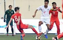 Hết tuyển Thái chơi xấu ở King's Cup, đến lượt U23 bị tố triệt hạ cầu thủ Singapore
