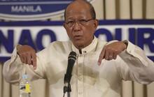 Philippines lên án tàu cá Trung Quốc hèn nhát, cảm ơn Việt Nam