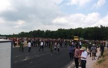 Tạm giữ 10 người gây rối tại dự án ma ở Bà Rịa-Vũng Tàu