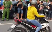 Vụ Giang hồ bao vây xe công an: Bắt người chủ doanh nghiệp gọi điện cho giang hồ