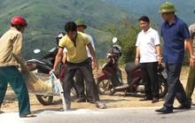 Đàn lợn 108 con bị dính dịch tả lợn châu Phi đầu tiên ở Quảng Bình