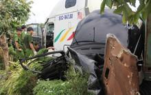 Bắt tài xế xe container lùa ôtô khiến 5 người chết