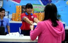 Gần 700 học sinh TP HCM trải nghiệm một ngày làm nhân viên siêu thị