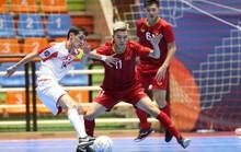 Việt Nam đánh bại Tajikistan, lấy vé vào tứ kết VCK U20 Futsal châu Á 2019