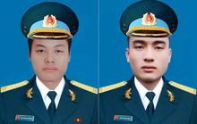 Phong, truy thăng quân hàm trước thời hạn với 2 phi công hy sinh ở Khánh Hòa