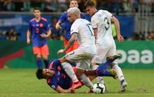 Dự bị lập công, Colombia khiến Messi trắng tay ngày ra quân
