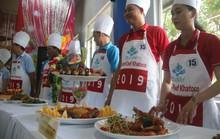 Khánh Hòa sôi nổi với cuộc thi Vua đầu bếp