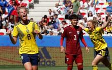 Thái Lan tiếp tục thảm bại, sớm bị loại khỏi World Cup nữ 2019
