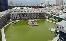 VIDEO: Cận cảnh 110 biệt thự khủng xây liều ở khu Nam Sài Gòn