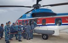 Một chiến sĩ tại Trường Sa bị đột quỵ được đưa về đất liền an toàn