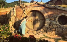 Làng người lùn trong 'Chúa tể của những chiếc nhẫn' ở Huế