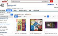 Sendo, Shopee, Lazada phản ứng về cáo buộc bán sách in lậu
