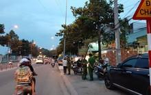 Vụ giang hồ vây công an: Đang khám xét nhà, công ty ông Nguyễn Tấn Lương
