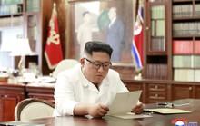 """Ông Kim """"hài lòng"""" với thư cá nhân tuyệt vời của Tổng thống Trump"""