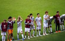 Bị cầm hòa đáng tiếc, Nhật Bản dừng chân ở ngưỡng tứ kết