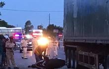 Trước ngày thi THPT quốc gia, một cán bộ coi thi bị tai nạn tử vong