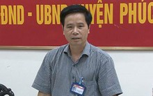 1 Bí thư huyện ở Hà Nội bị cách tất cả chức vụ trong Đảng