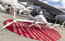 Paris lên kế hoạch sử dụng xe bay tự lái phục vụ du khách