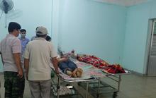 Kinh hoàng 2 người văng lên và tử vong sau vụ nổ bánh xe ở Đồng Nai