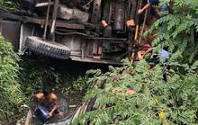 Tai nạn thảm khốc ở dốc cầu Hàm Luông, ít nhất 3 người chết và nhiều người đang nguy kịch
