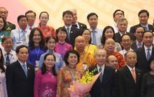 Danh sách 8 Phó Chủ tịch không chuyên trách Ủy ban MTTQ TP HCM