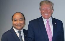 Người phát ngôn nói về cuộc gặp giữa Thủ tướng Nguyễn Xuân Phúc và Tổng thống Donald Trump
