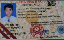 Giả danh nhà báo của Đài Truyền hình Việt Nam?