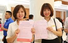 Nhân viên Văn phòng Chính phủ hào hứng hiến máu tình nguyện