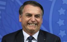 Tổng thống Brazil suýt chở 39 kg cocain đến Hội nghị G20