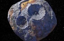 Một tiểu hành tinh gần trái đất là khối vàng trị giá triệu tỉ USD