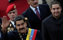 Mỹ nhắm mục tiêu con trai Tổng thống Maduro