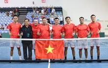 Thắng ngược dòng, Hoàng Nam giúp Việt Nam vô địch nhóm 3 Davis Cup 2019