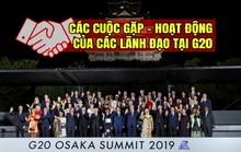 [eMagazine] - Tháo gỡ vướng mắc từ các cuộc gặp song phương, bên lề Hội nghị G20