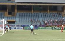 Tuyển thủ U23 trình diễn sút panenka, Viettel văng khỏi cúp Quốc gia