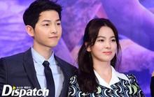 Vụ sao Hậu duệ mặt trời ly hôn: Song Joong Ki bác tin Song Hye Kyo ngoại tình