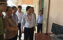 Bộ trưởng Phùng Xuân Nhạ trực tiếp thanh tra chấm thi tại Bình Định