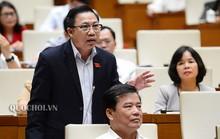 Bộ trưởng Công an Tô Lâm trả lời chất vấn của đại biểu Lưu Bình Nhưỡng