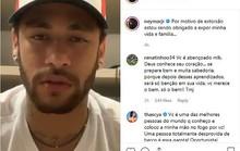 Người phụ nữ bí ẩn dọa khiến Neymar thân bại danh liệt