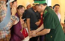 2 con nhỏ của thiếu tá biên phòng hy sinh khi vây bắt tội phạm ma túy được đỡ đầu
