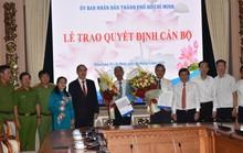 Trao quyết định phê chuẩn kết quả bầu 2 phó chủ tịch UBND TP HCM