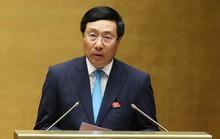 Phó Thủ tướng Phạm Bình Minh: Xử lý nghiêm các vụ án tham nhũng AVG, Vũ nhôm; Út trọc
