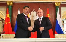 Nga - Trung nâng tầm quan hệ