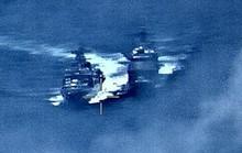 Nga - Mỹ đổ lỗi cho nhau vụ tàu chiến suýt va chạm