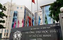 Sóng gió ở Trường ĐH Luật TP HCM: Do ghế nóng hiệu trưởng thiếu chủ?