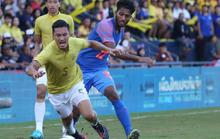 Thái Lan thua Ấn Độ, khán giả bỏ về không xem chung kết King's Cup