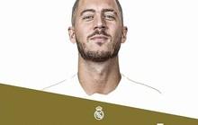 Real Madrid dốc túi 150 triệu bảng, chiêu mộ thành công Eden Hazard
