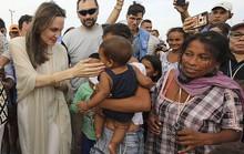 Angelina Jolie kêu gọi hỗ trợ trẻ em Venezuela