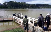 Phát hiện thi thể nam giới dưới hồ Xuân Hương - Đà Lạt