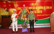 Phó Chánh thanh tra Bộ Công an được bổ nhiệm làm giám đốc Công an tỉnh Quảng Bình